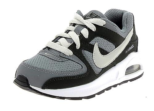 Nike Air MAX Command Flex (PS), Zapatillas Deportivas para Niño, Cool Grey