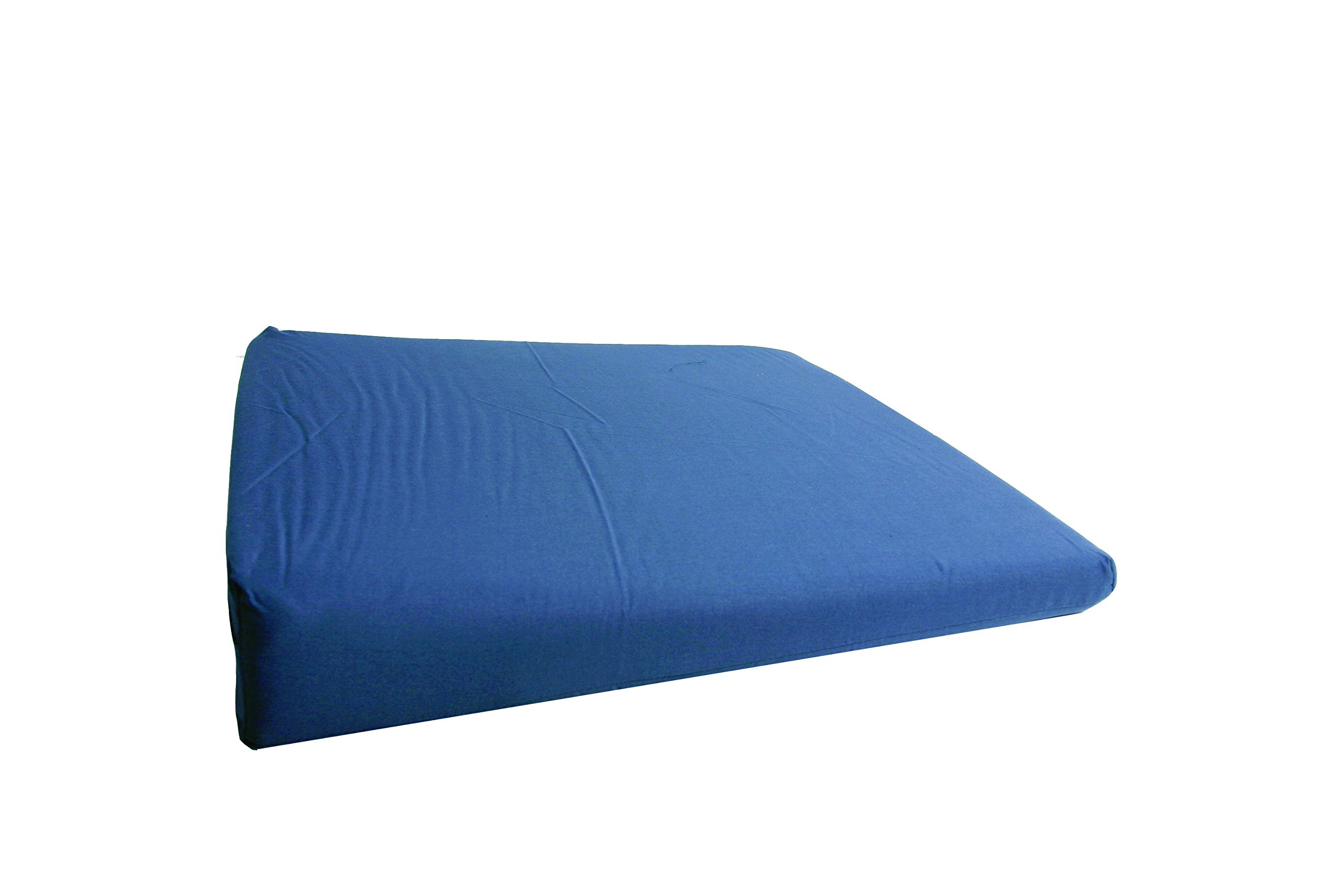 Geneva Healthcare Wheelchair Sloping Wedge - 16'' x 18'' x 3''>1'' - 1/EA
