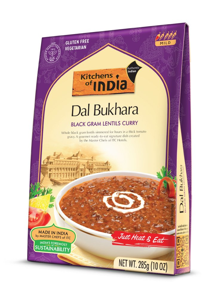 Amazon.com : Kitchens Of India Ready To Eat Rajma Masala, Red Kidney ...
