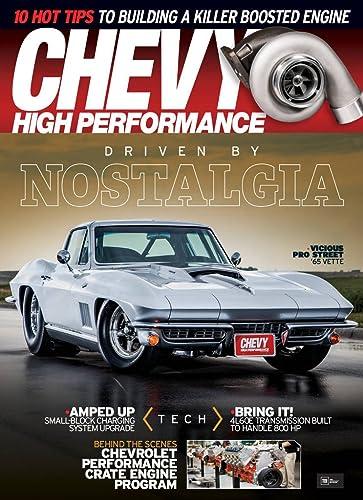 Chevy High Performance >> Chevy High Performance Amazon Com Magazines