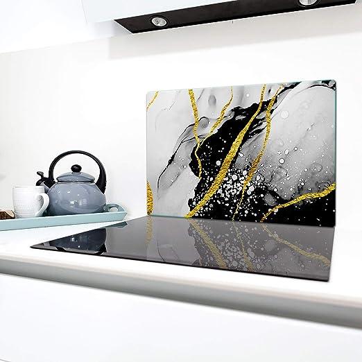 QTA - Placa protectora de vitrocerámica 60 x 52 cm 1 pieza ...