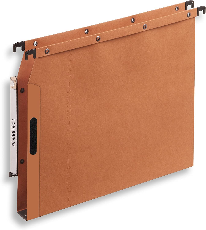 loblique Dossiers suspendus VELCRO pour armoire loblique fond 30 mm