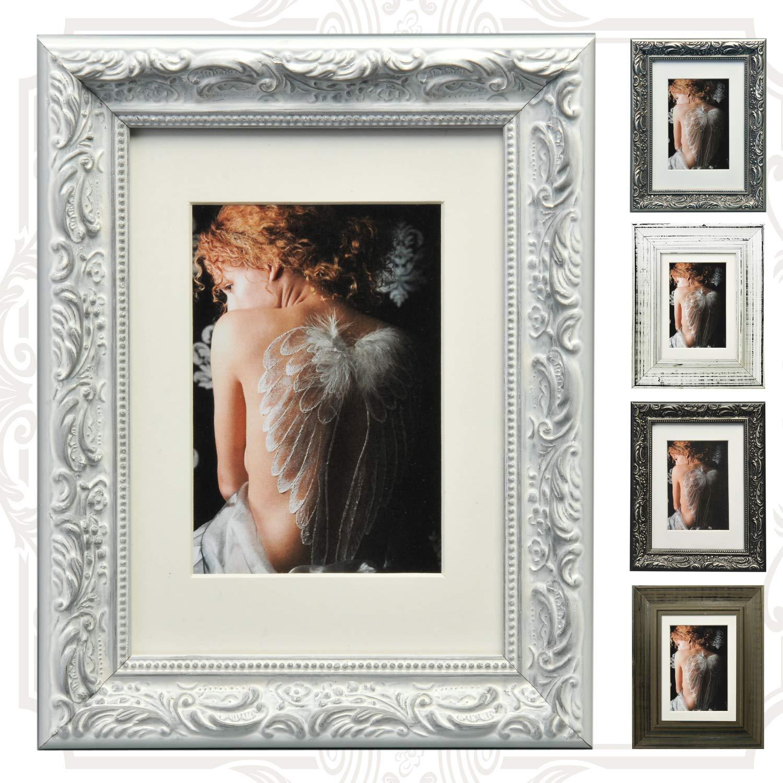 Amazon.de: WOLTU #167 Bilderrahmen, Foto Collage, Holz Rahmen, Pappe ...