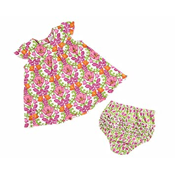 34081fa7b Image Unavailable. Image not available for. Color: Vera Bradley Baby Dress  and Bloomers ...