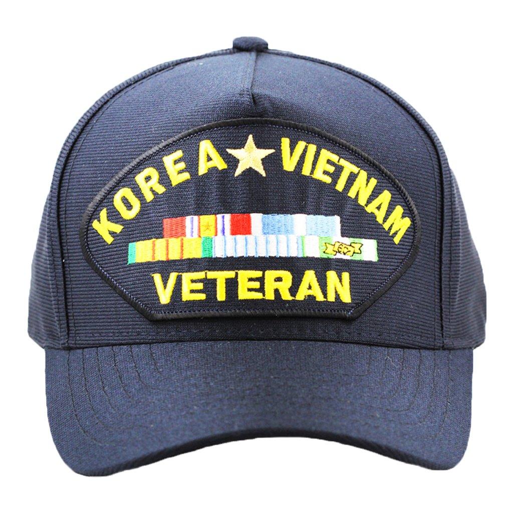 5b3b72d5f2c61 Amazon.com  Korea Vietnam Veteran Hat For Men Women
