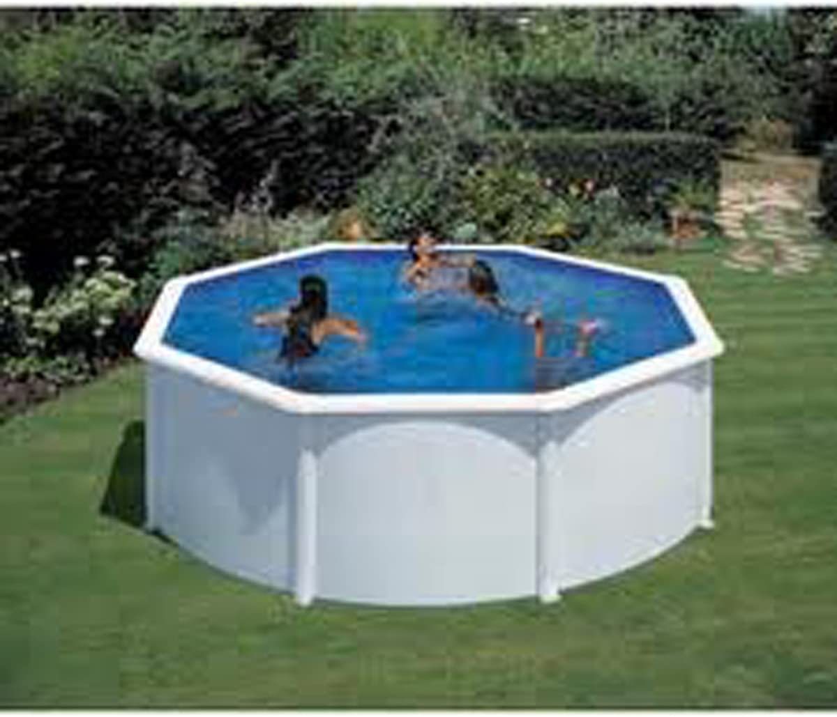 Cubierta isotermica piscina redonda 3,00m o autoportante 3,66m ...