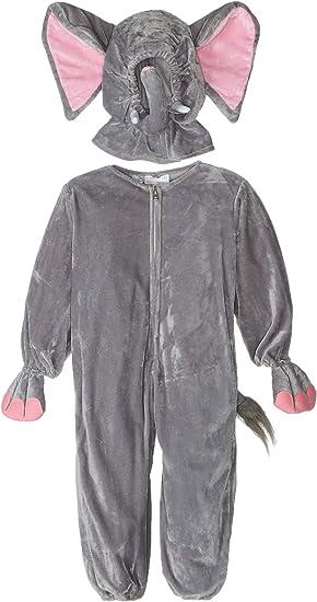 Rubie s IT30631 Disfraz de elefante para niño, Talla T (2 - 3 ...