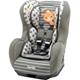Car seat Group 0+/1 (0-18kg) - Made in France - 3 stars Test ADAC - Side Protections - Reclining Seat-approved ECE R44/04.