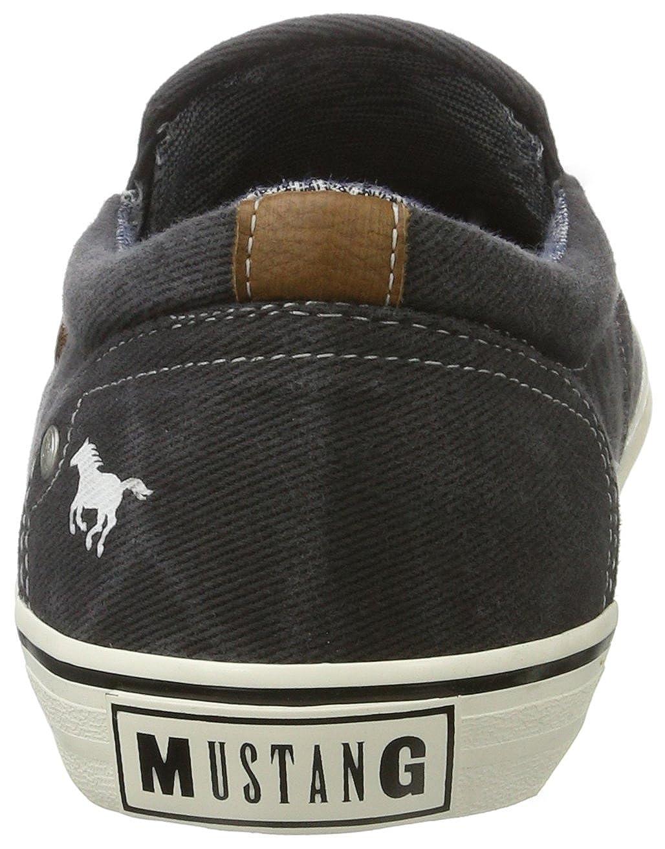 Mustang 4103-401-9, Mocasines para Hombre: Amazon.es: Zapatos y complementos