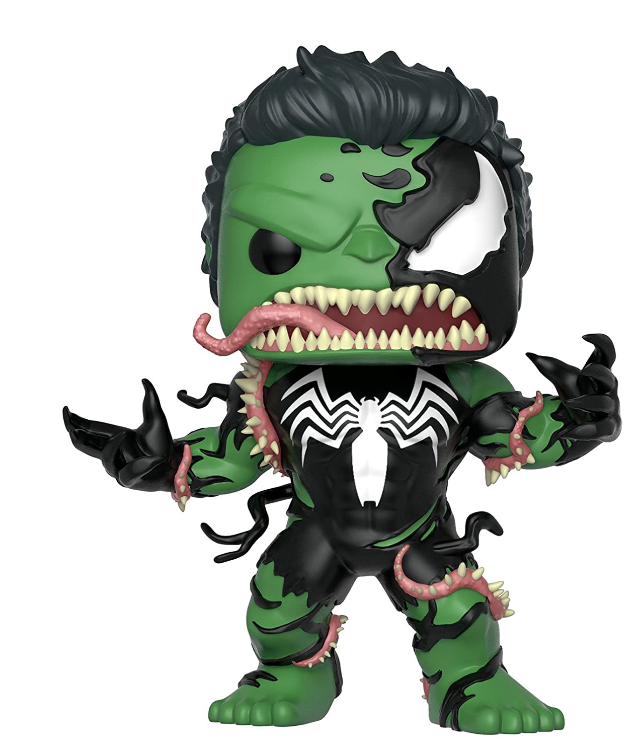 Funko 32690 POP Bobble Marvel Venom/Hulk, Multi