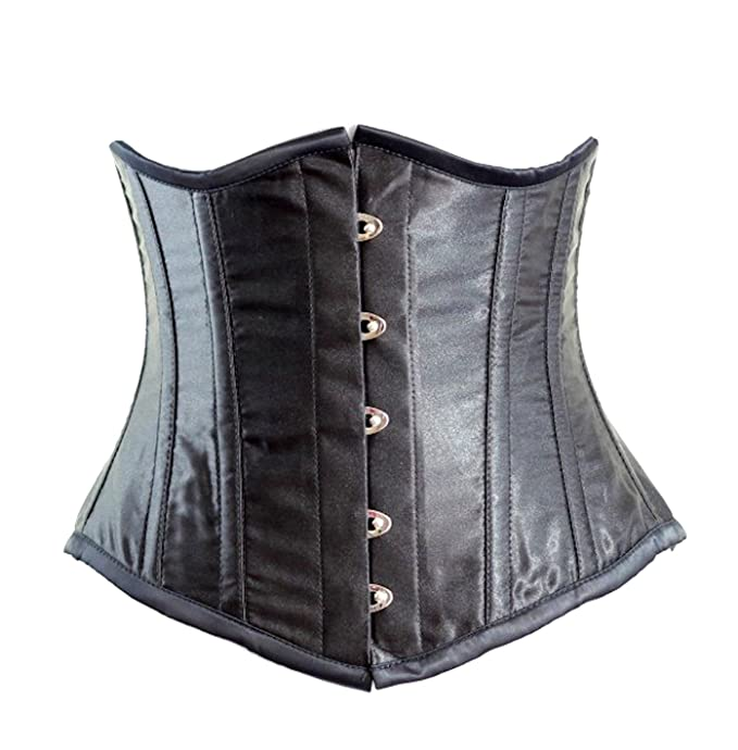 Steampunk Corsets and Belts  Classic Waist Shaper Underbust Corset $39.99 AT vintagedancer.com