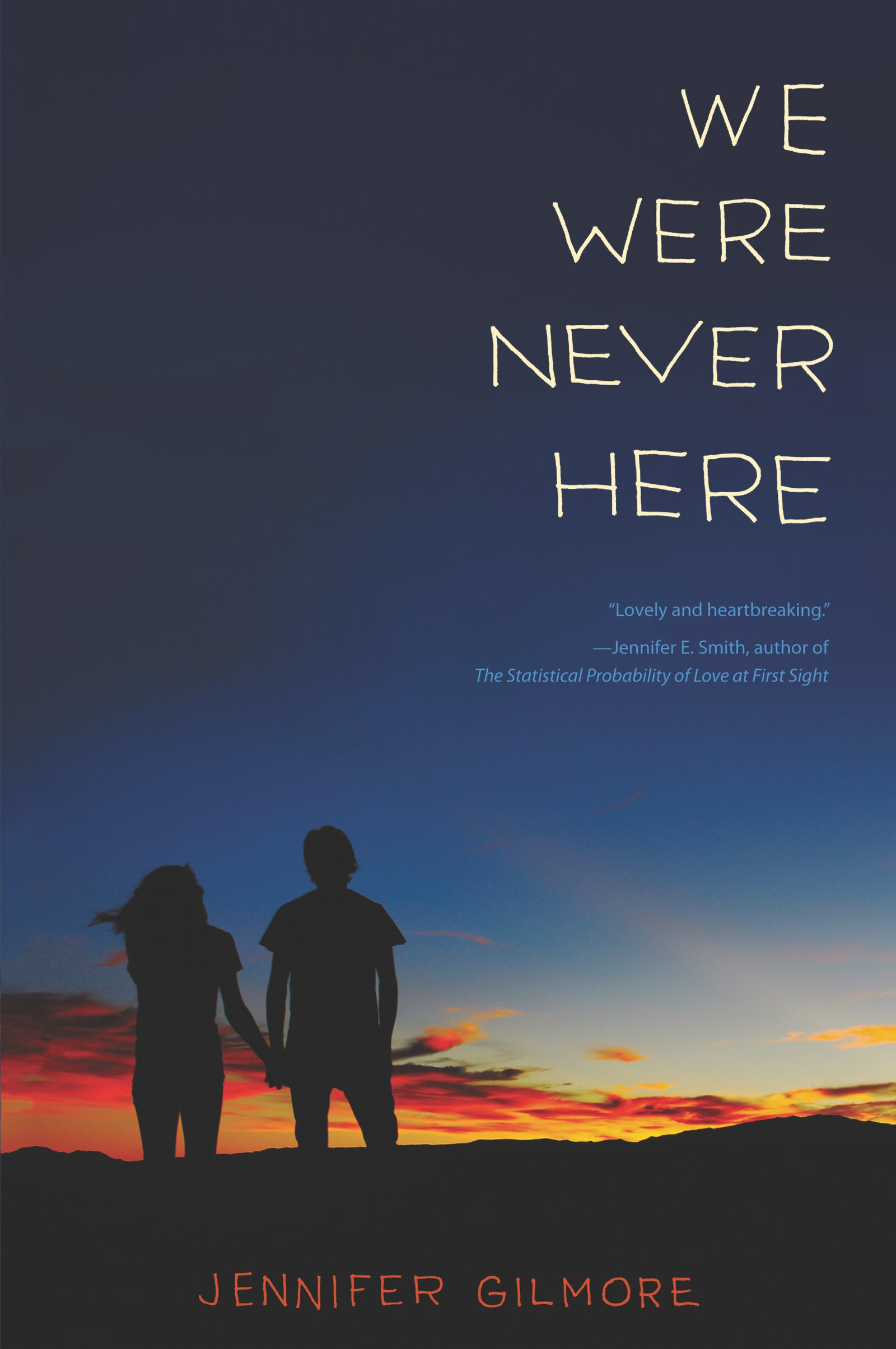 Read Online We Were Never Here pdf