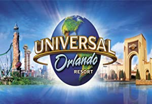 Florida USA United States Fridge Refrigerator Magnets (1 Piece, Style: Orlando Universal Resort #FL17)