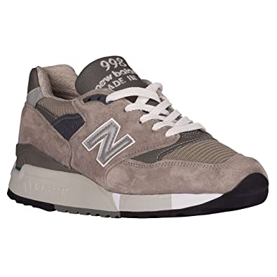 New Balance Women 998 W998G - Made In USA (gray)