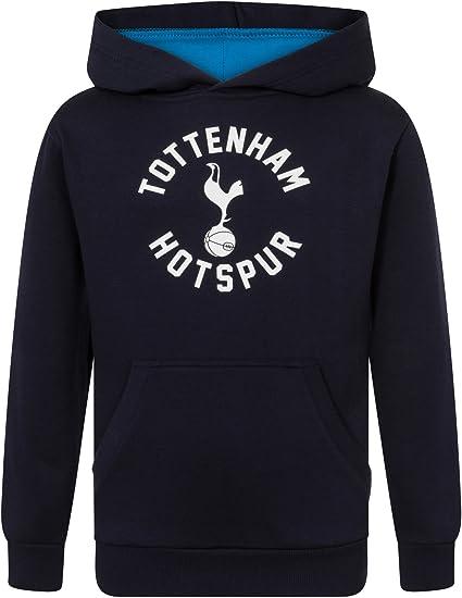 Tottenham Hotspur Official Fleece Graphic Hoody