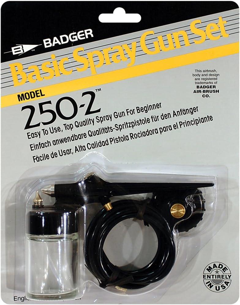 Badger Air-Brush Company Basic Spray Gun Set