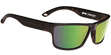 Spy Gafas de Sol Rocky Classic Tort-Happy Bronze W/Green ...