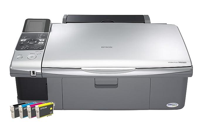 Epson Stylus DX6000 Inyección de Tinta 27 ppm 5760 x 1440 ...