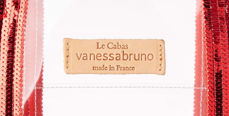 Vanessa Bruno dam Cabas Moyen tote, 16 x 30 x 43 centimeter Flerfärgad (röge/bly)