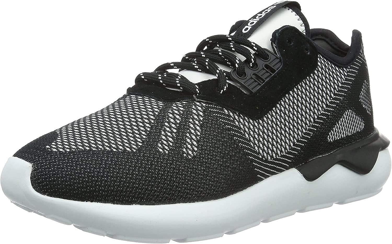 Adidas Herren Tubular Runner Weave Laufschuhe Schwarz Core Black Core Black Ftwr White