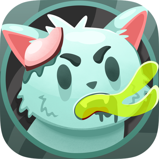 Zombie Party Games - Zombie Party - Cat