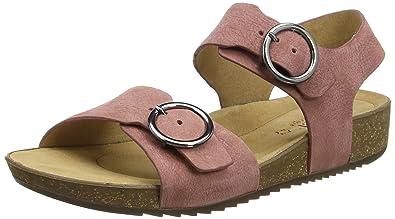 55dec40c74c Hotter Women s s Tourist Open-Toe Sandals  Amazon.co.uk  Shoes   Bags