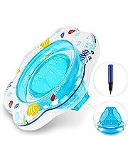 RenFox Anillo de Natación para bebé, Flotador Inflable de la Piscina para bebé con Asiento