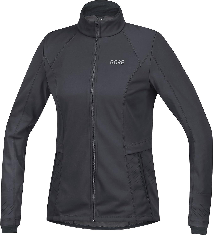 100156 GORE Wear Damen Winddichte Laufjacke R5 Women GORE WINDSTOPPER Jacket