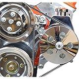 SBC Power Steering Pump mall Block Chevy 551522