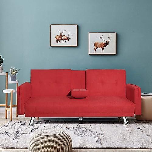 Deal of the week: Hooseng Futon Bed Modern Convertible Couch Sleeper