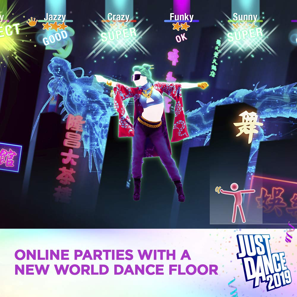 Just Dance 2019 - Nintendo Switch Standard Edition by Ubisoft (Image #6)