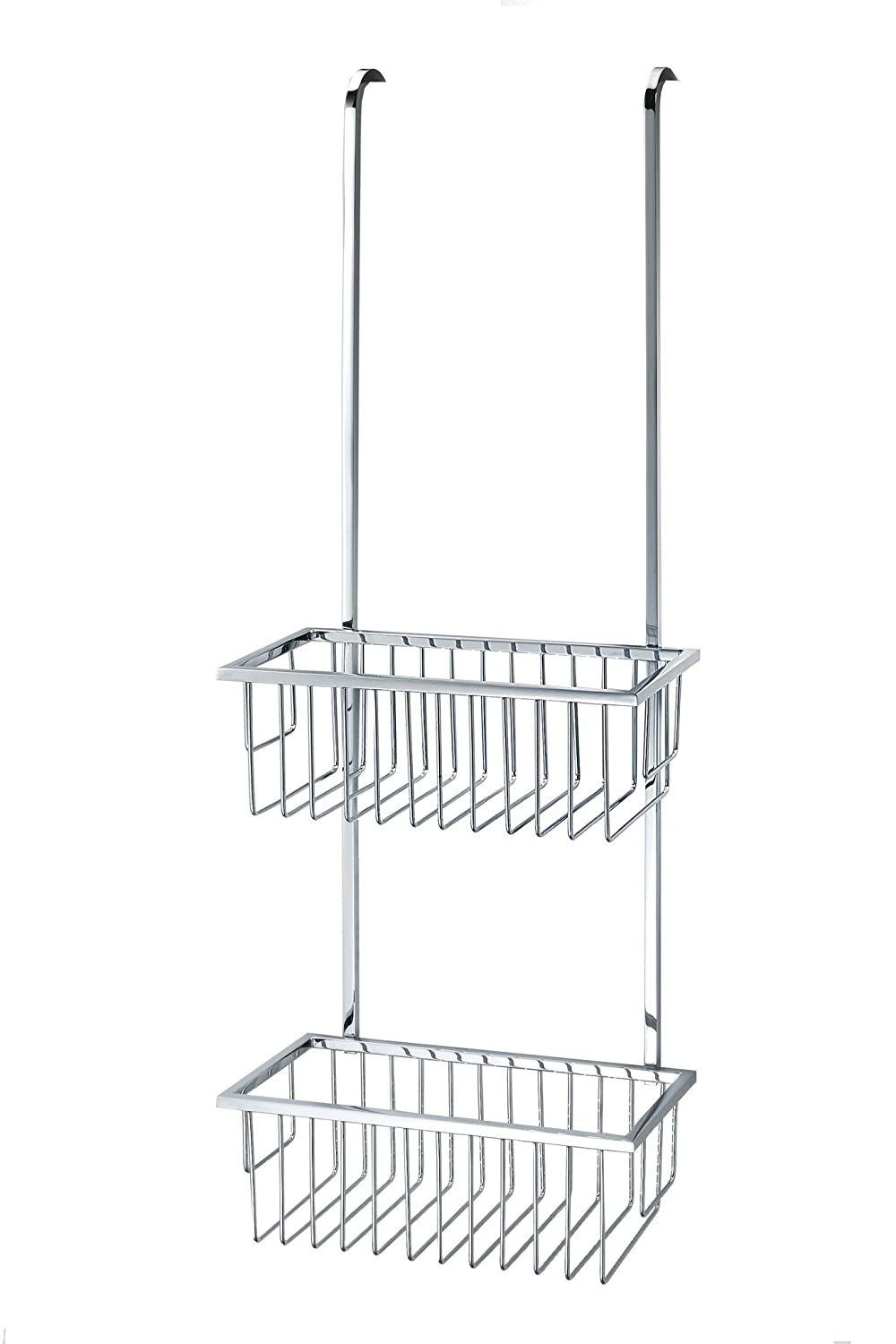 Dwba Bathroom Over The Door Shower Caddy Basket Shower Door Hung
