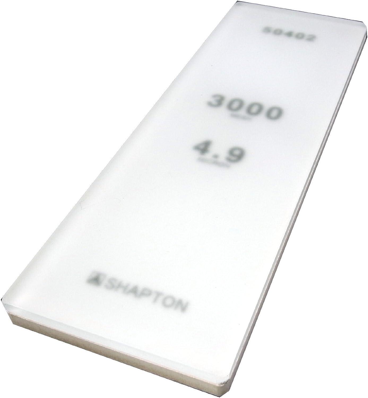 Shapton Glass Stone Piedra De Afilar 3000 Grit