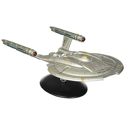 Star Trek Starships Special No. 17: Mega-Size Enterprise NX-01: Eaglemoss Publications: Toys & Games