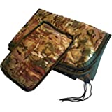 Dragoon Unlimited Improved Trooper Woobie OCP - MultiCam Camouflage Military Grade Zippered Poncho Liner Blanket Sleeping Bag