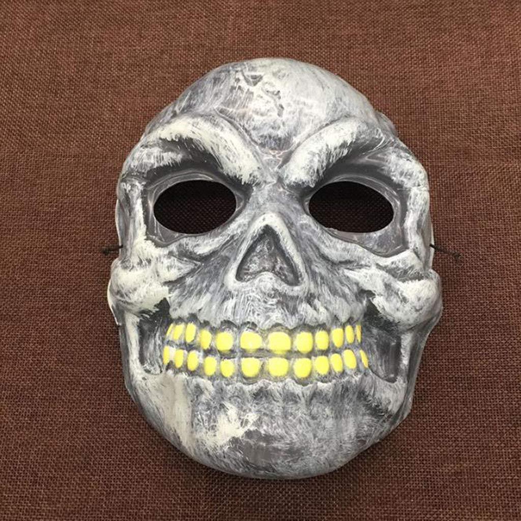 JBP Max Máscaras De Disfraces De Halloween para Los Hombres De La Bola Halloween Miedo Payaso Máscara Halloween Máscara De Látex Divertido-38