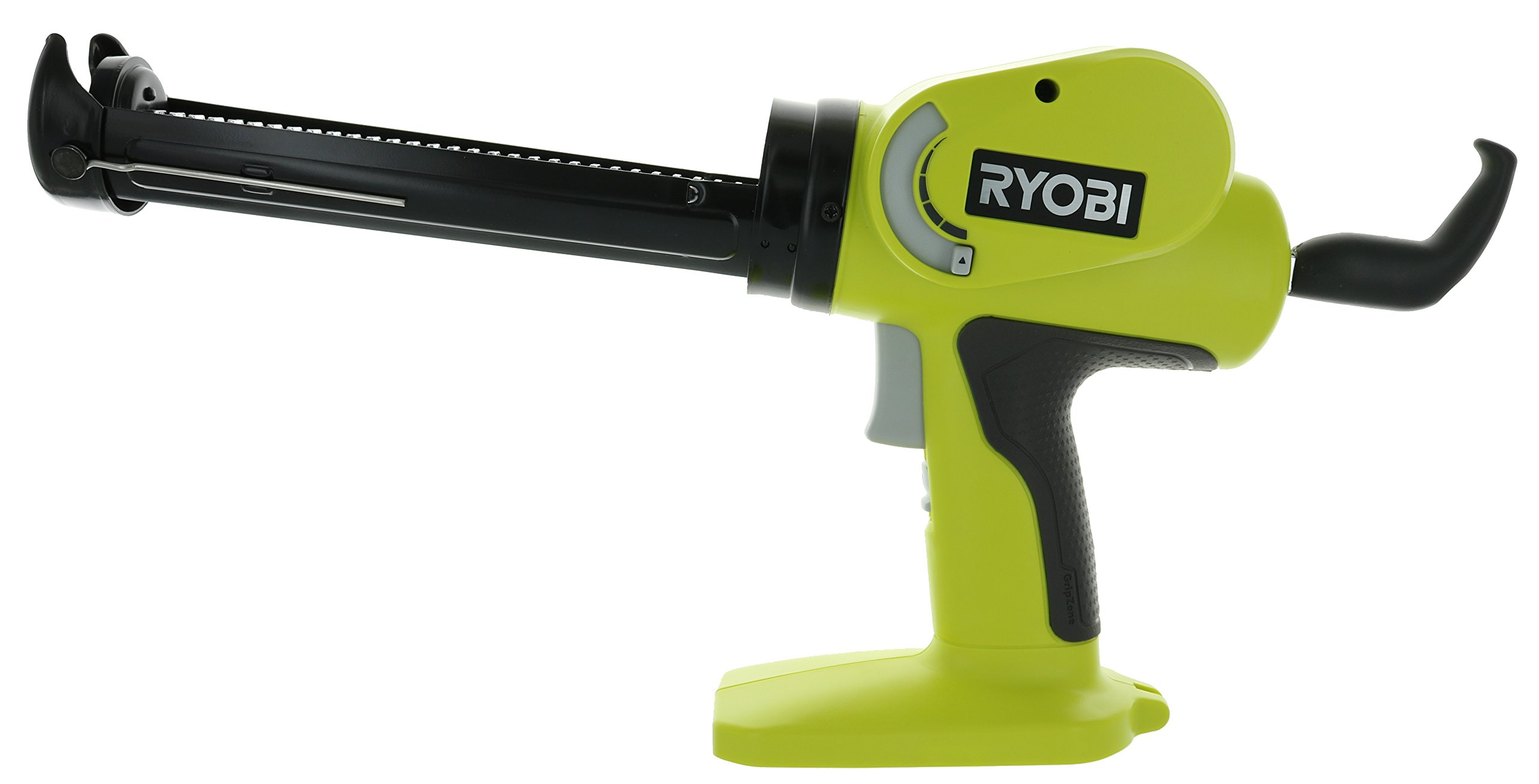 Ryobi P310G 18v Pistol Grip Variable Discharge Rate Power Caulk and Adhesive Gun (Tool Only, Holds 10 Ounce Carriage)