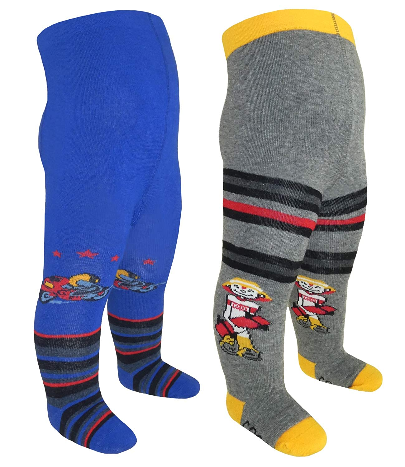 EveryHead Baby Boys' Tights RS-28090