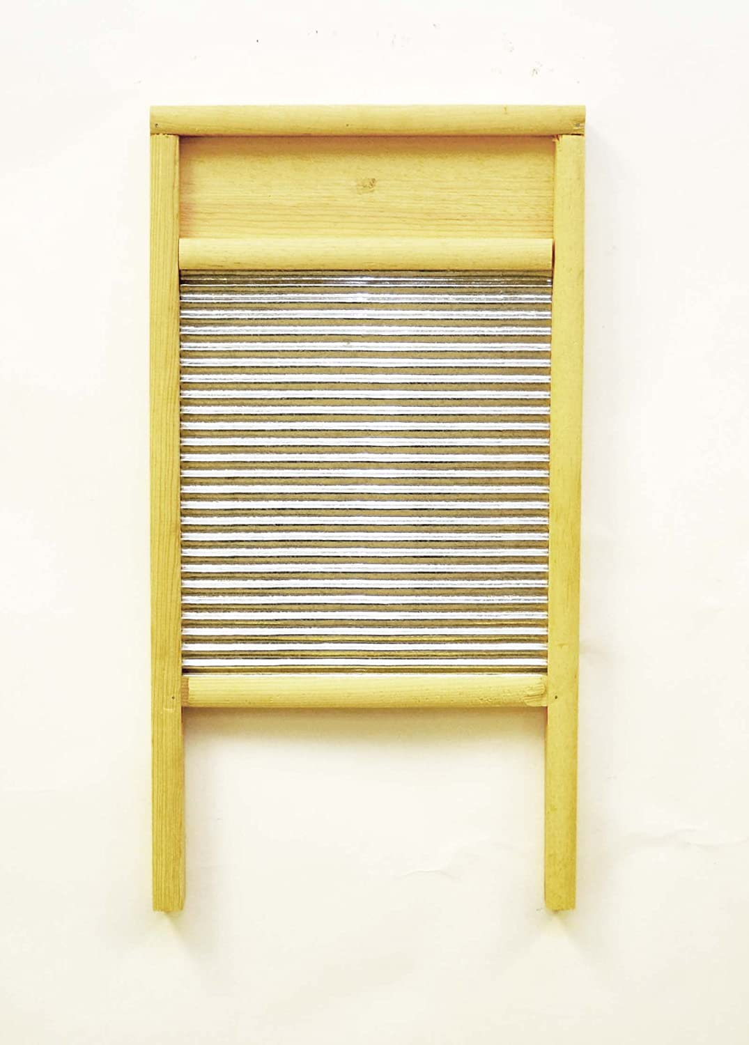 Large Washboard with Tin-23.5 Inches High X 12.5 Inches Wide Laredo Import 3564