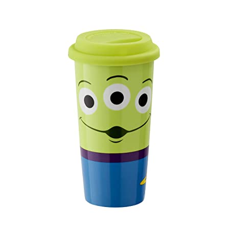 Funko Toy Story-Lidded Mug-Aliens, Porcelain, Multicolour ...