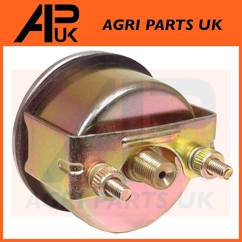 APUK Oil Pressure Gauge compatible with Nuffield 3DL 4DM DM4 M3 M4 MV3 PM4 Universal 3 /& 4 Tractors