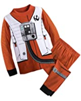 Star Wars Poe Dameron Costume PJ Set for Kids - Star Wars: The Last Jedi