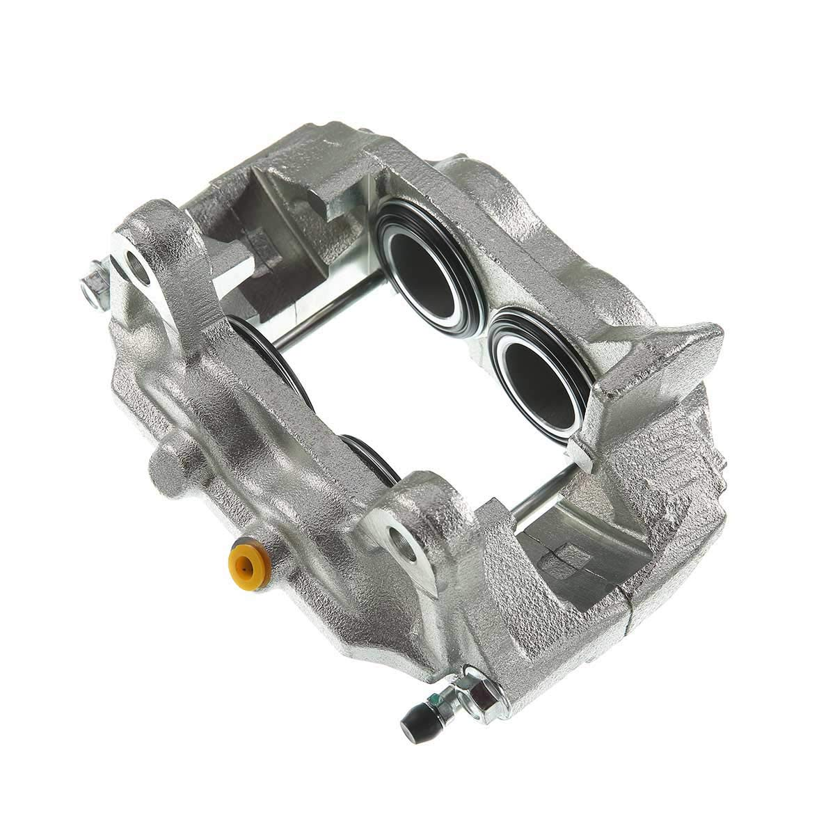 A-Premium Brake Caliper Without Bracket Compatible with Toyota Sequoia Tundra 2000-2003 Front Left and Right Not Fit the Models with Casting#13WL 2-PC