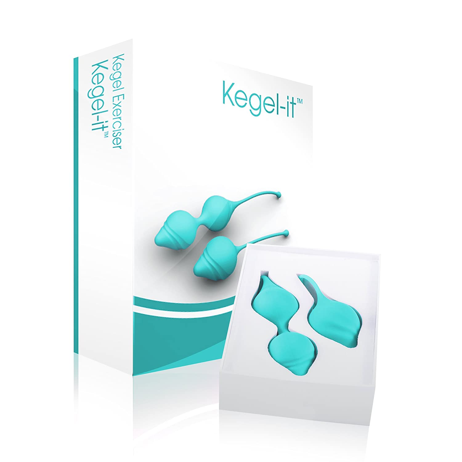 Amazon Kegel it Pelvic Floor Toner Kegel Balls Pelvic Muscle