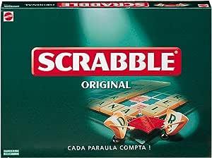 Juegos Mattel - Scrabble Original Català, Juego de Mesa (51281): Amazon.es: Juguetes y juegos