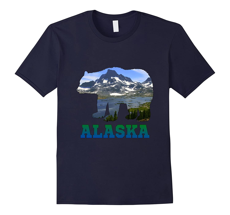 Alaska - Grizzly Bear Country-Art