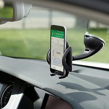 Shoot Soporte Auto giratorio 360 ° con coche salpicadero Parabrisas Soporte para teléfono móvil para iPhone