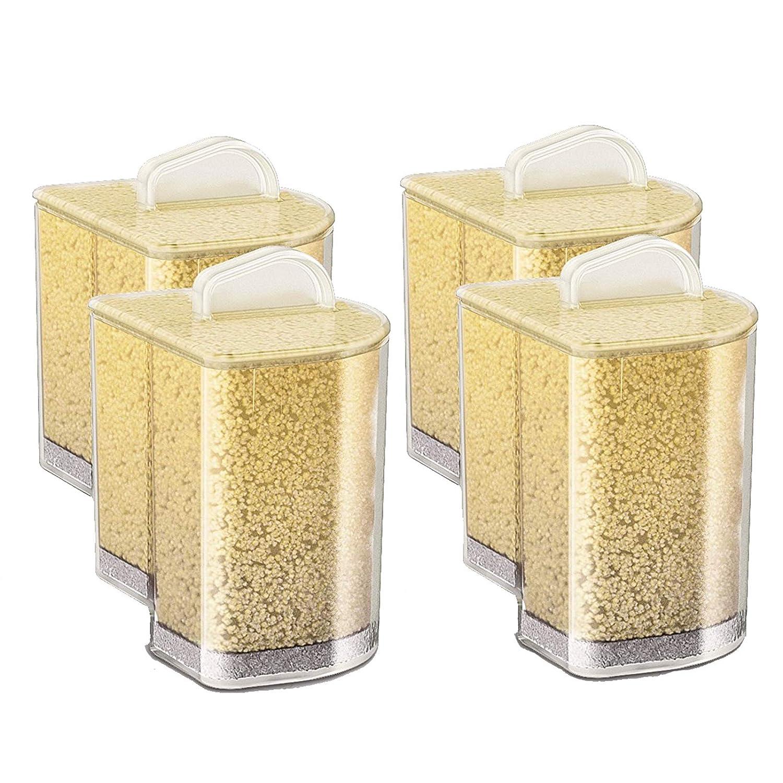lot de 4 Spares2go anti calcaire de calcium cartouche de filtre pour fer /à vapeur Philips PerfectCare Pure