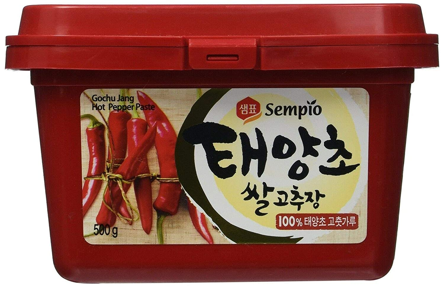 Sempio Hot Pepper Paste (Gochujang) (1.1 lbs)