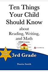 Ten Things Your Child Should Know: 3rd Grade Kindle Edition